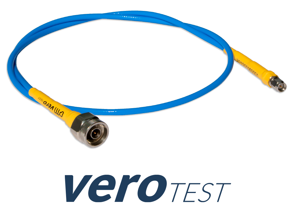 Continuum Technologies - Vero RF Cable Series - veroTEST